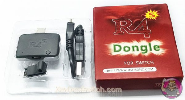 Dongle R4S pour Switch
