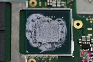 nettoyage processeur nintendo switch