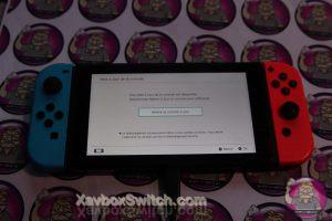 mettre à jour la switch